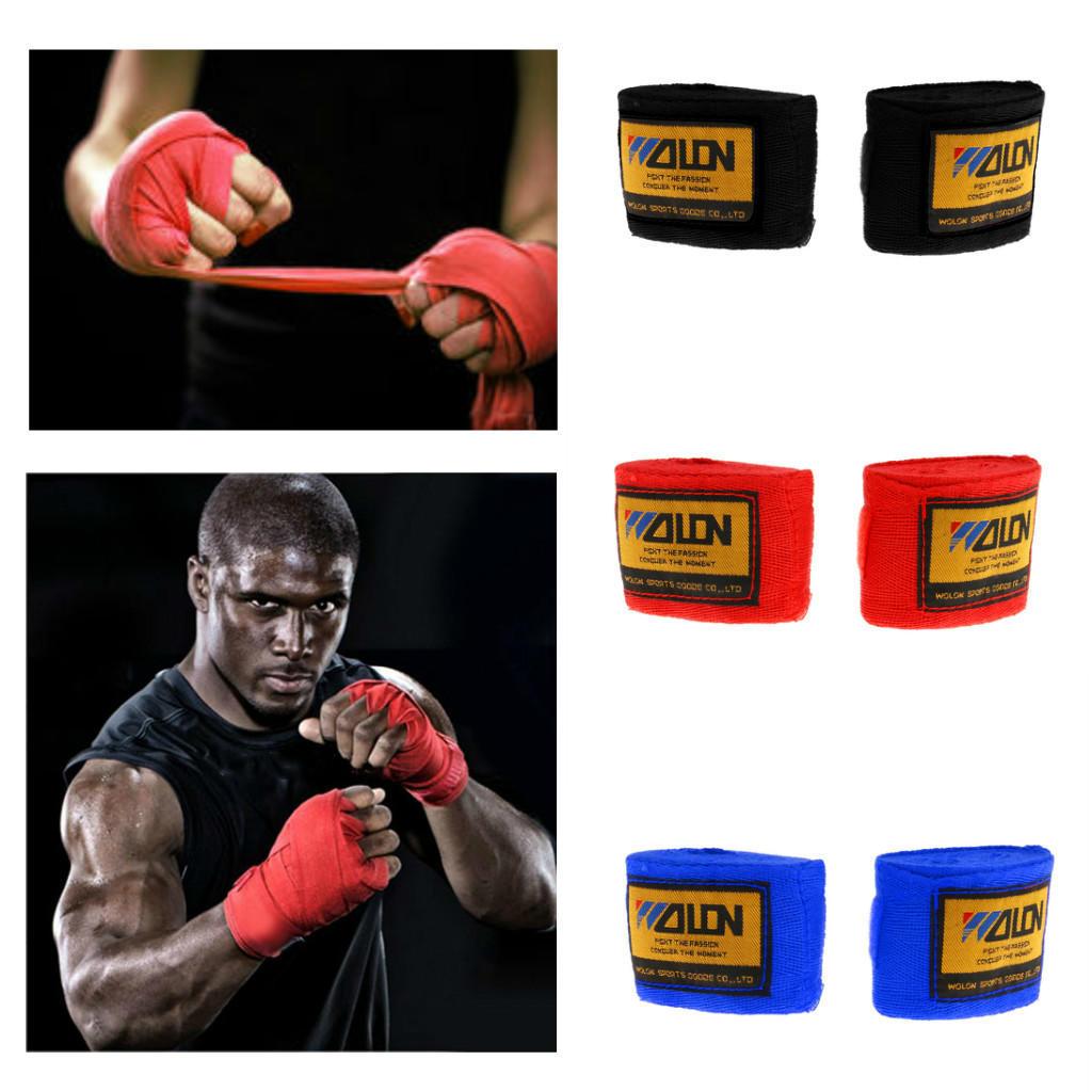 2Pcs Boxing Punch Mitts Training Pad for MMA Karate Muay Thai Taekwondo Trainer