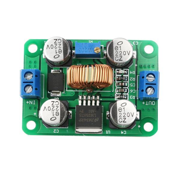DC-DC LM2587 3.5-30V to 4.0-30V Booster Converter Voltage Regulator Module