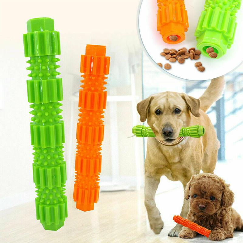 Резиновая игрушка для собак, для чистки и лечения зубов фото