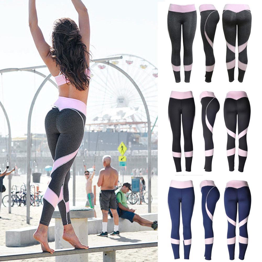 Life Buoy Pattern Womens Fold Over Yoga Shorts Fitness Yoga Sport Hot Shorts