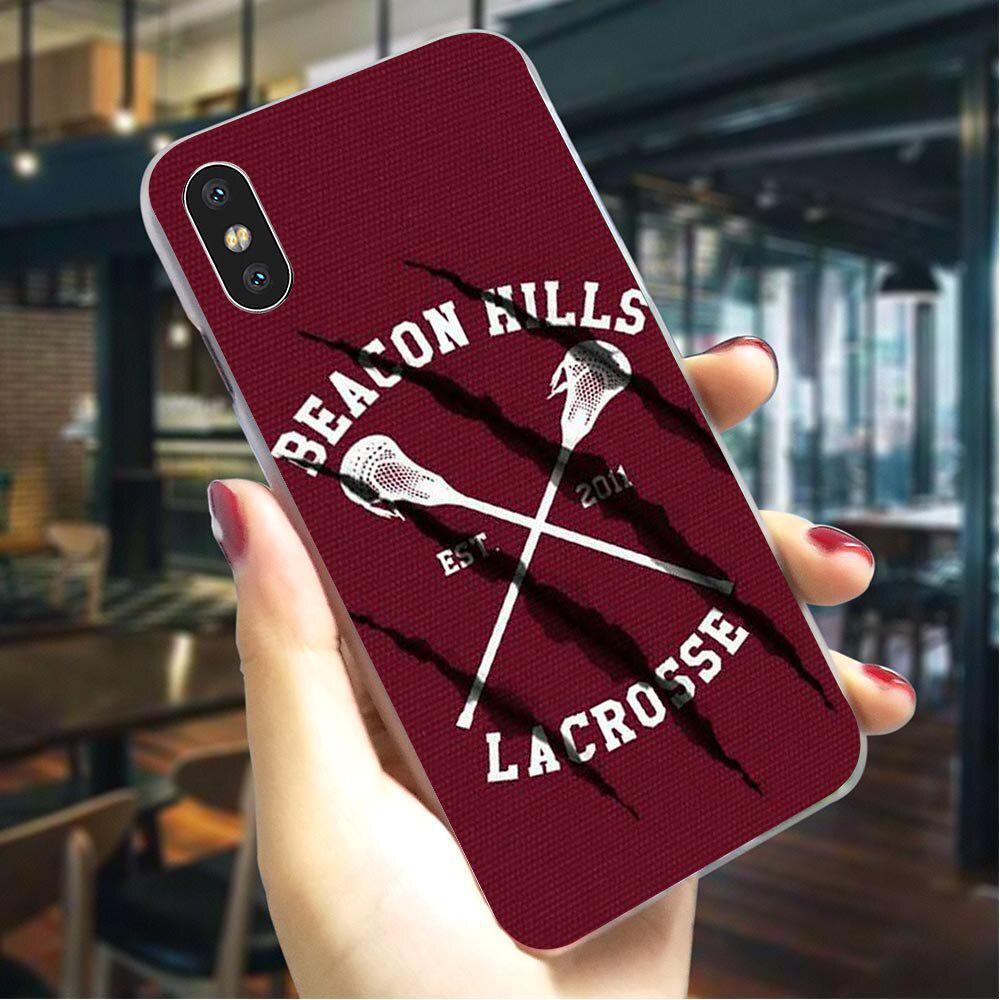 Teen Wolf Stilinski 24 Plastic Hard Phone Cover for iPhone XR Case Xs Max X 6 6S 8 Plus 7 5S 5 SE-buy at a low prices on Joom e-commerce platform