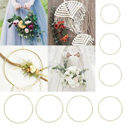 35cm 3 Wooden Star Hoops for Wedding and Event Decoration 26cm