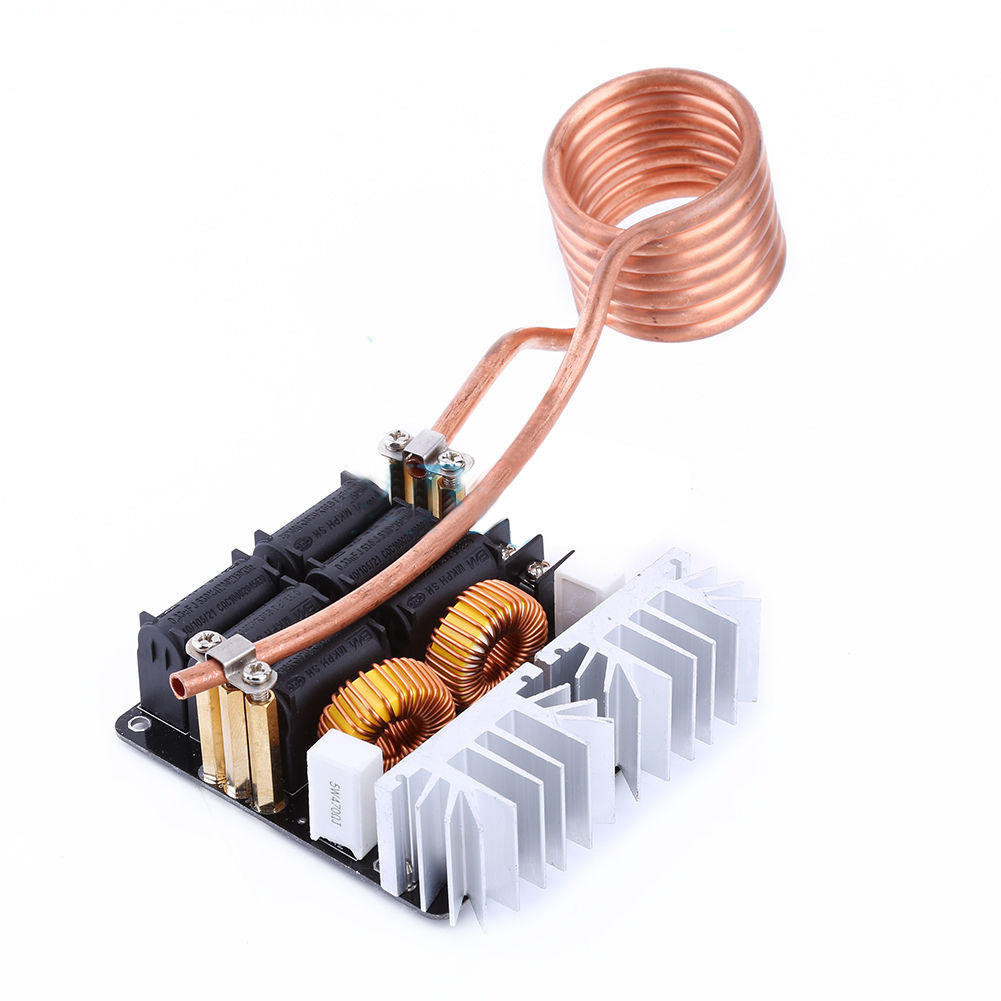 New 1000w Zvs Low Voltage Induction Heating Board Module Tesla Coil Transformer Driver On Heater Schematic Diagram 1 Of 5