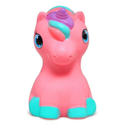 Unicorn/Horse Squishy Cute Rainbow Squishies Slow Rising Phone Strap Pendant Cream Scented Kid Toys