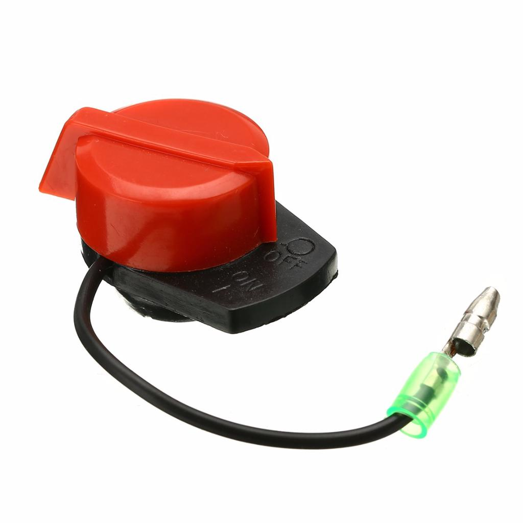 POWER ON OFF KILL SWITCH FOR HONDA GX110 GX120 GX160 GX200 GX240 GX270 GX340 390