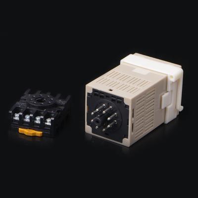 Amico Rel/é a Connettore AC 12V Bobina 8 Pin