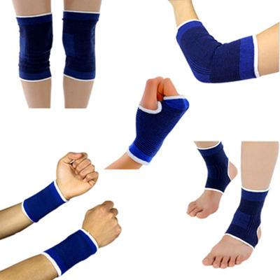Sports Equipment Knee Wrist Elbow Ankle Palm Protector Men's Fitness