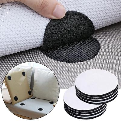 5XAnti Curling Carpet Tape Rug Gripper Secure the Carpet Sofa Sheets Tool