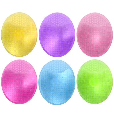 Silicone Beauty Wash Pad Face Exfoliating Blackhead Facial Cleansing
