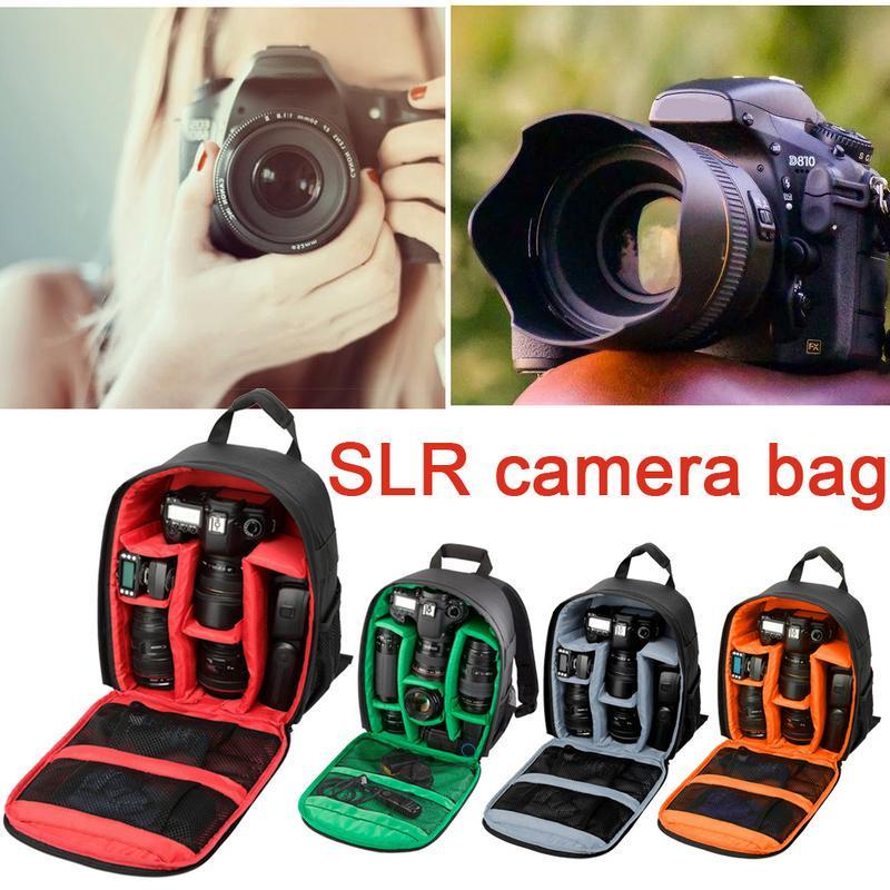 Empuñadura de cámara para Canon EOS Nikon Sony Olympus SLR//DSLR paño correa de muñeca caliente