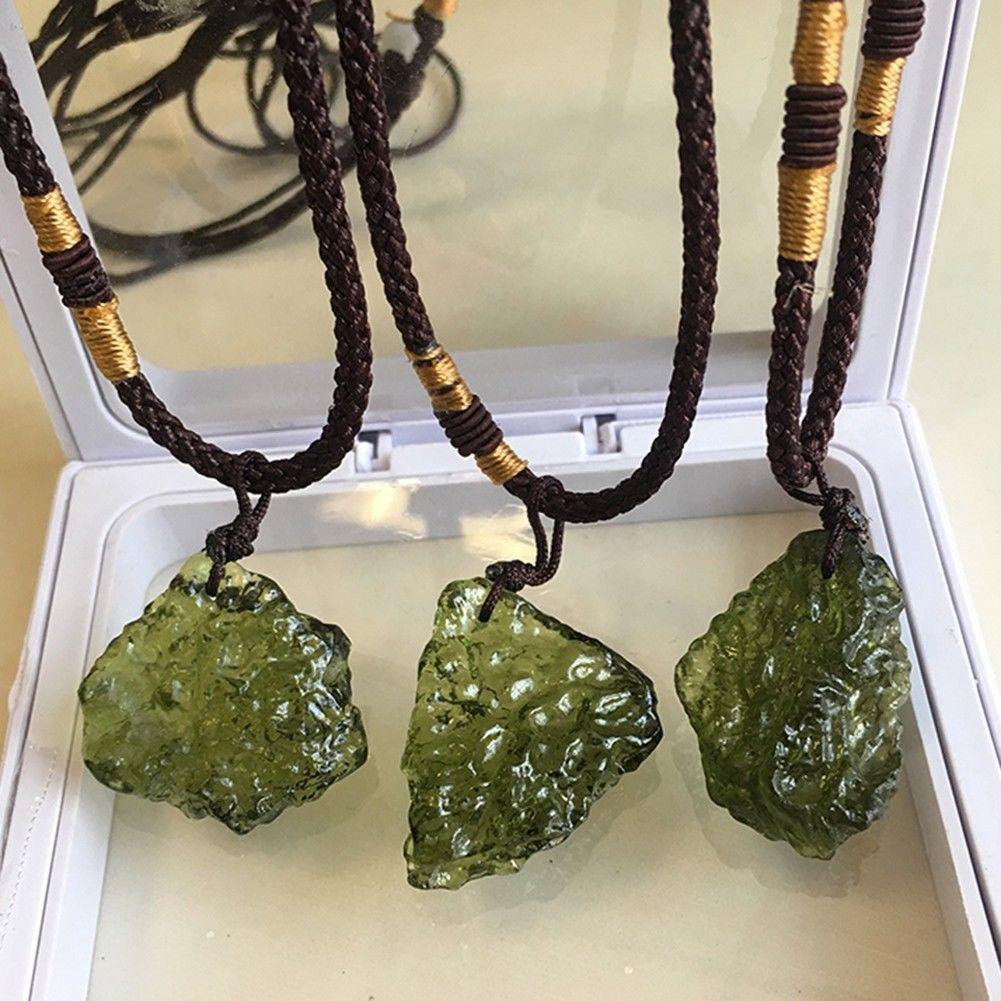 Natural Violet Amethyst cristal de quartz Pendentif Guérison DT Gemstone Baguette Reiki
