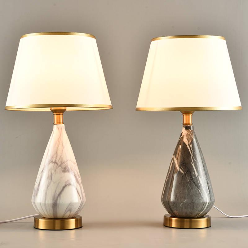 Ceramic Table Lamp Nordic Light, Table Lamps For Living Room