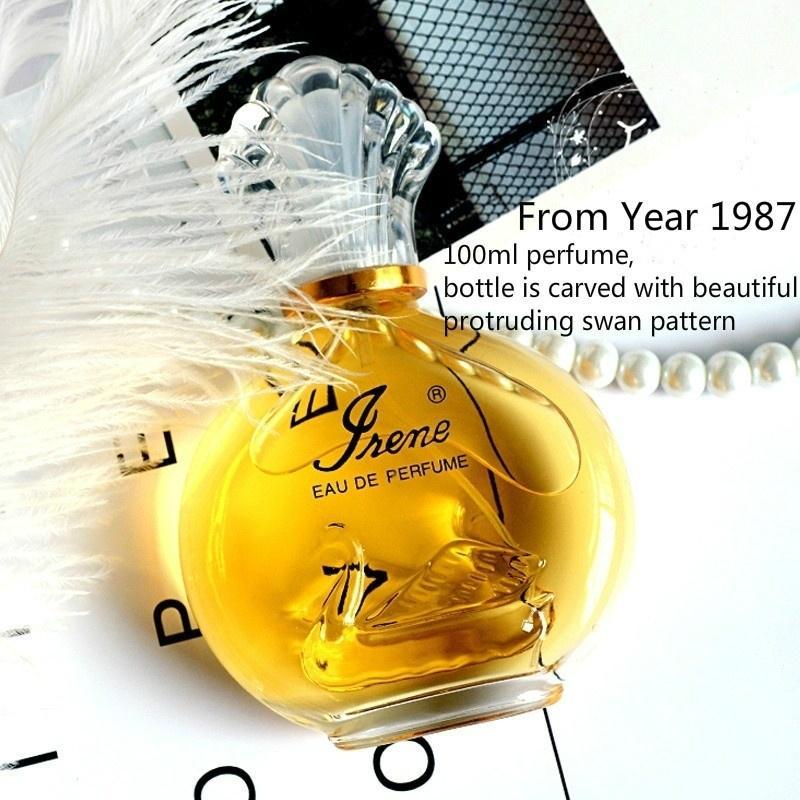 Female 100% Natural Fragrance Spray Scent Women Antiperspirant Eau De Toilette Perfume