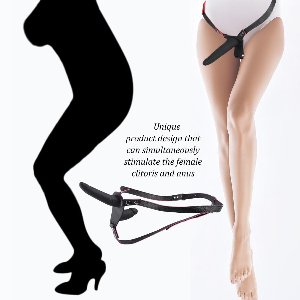 Panties dildo Latex Clothing