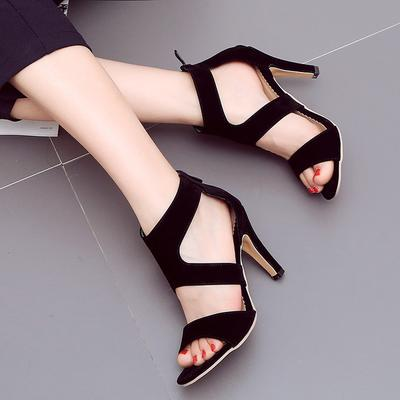 775580c7a High Heels Woman Shoes Sexy Gladiator Party Dating Sandals shoes women Lady  Footwear