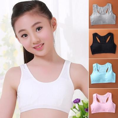 44c5f97df616a Little Girls Bras Developing Girl s Bra Underwear Preteen Underwear ...