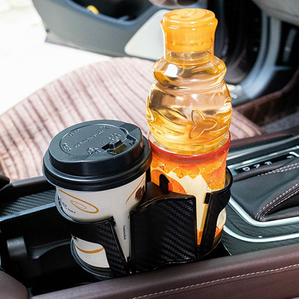 Car Seat Gap Inserted Cup Food Drink Bottle Mount Organizer Storage Holder Stand