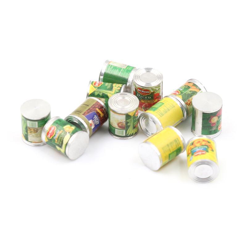 1:12 Dollhouse Miniature Bulk Mini Eggs Models For Kitchen Room 1 Bag 20Pcs