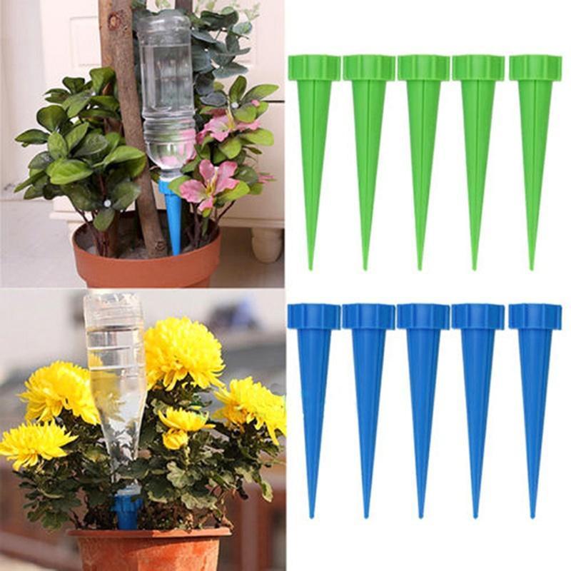 20Pcs Waterer Selbst Pflanze Drip Bewässerung für Topfpflanzen Sprinkler
