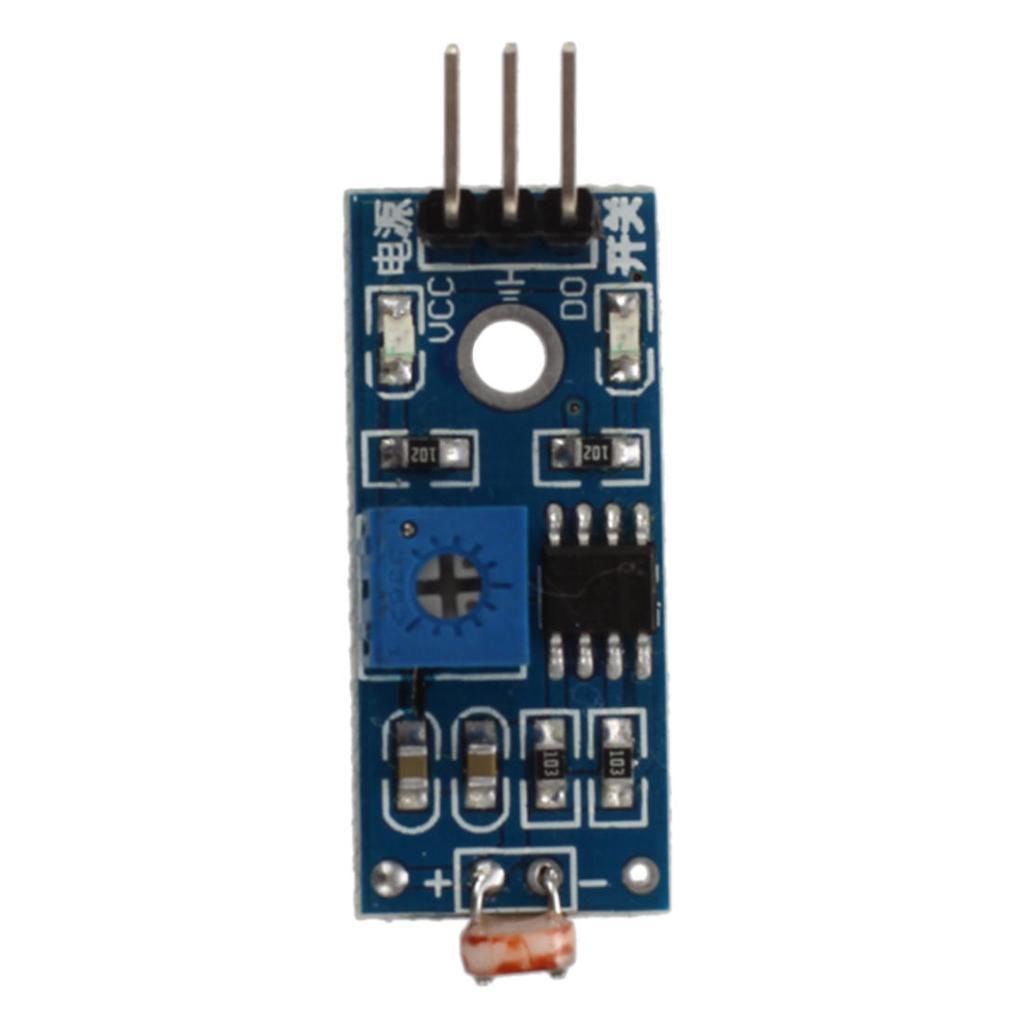 2PCS KY-010 Photo Unterbrecher Modul Arduino AVR PIC