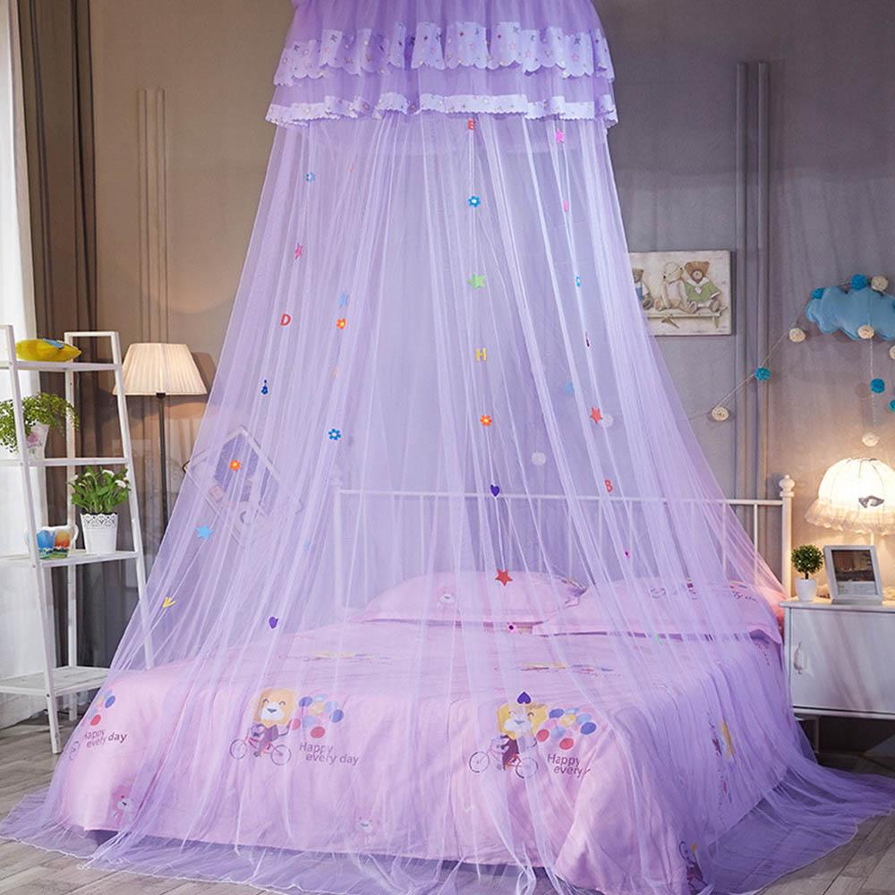 dome tent lace hanging bed mosquito net baby canopies bed curtain buy at a low prices on joom e commerce platform