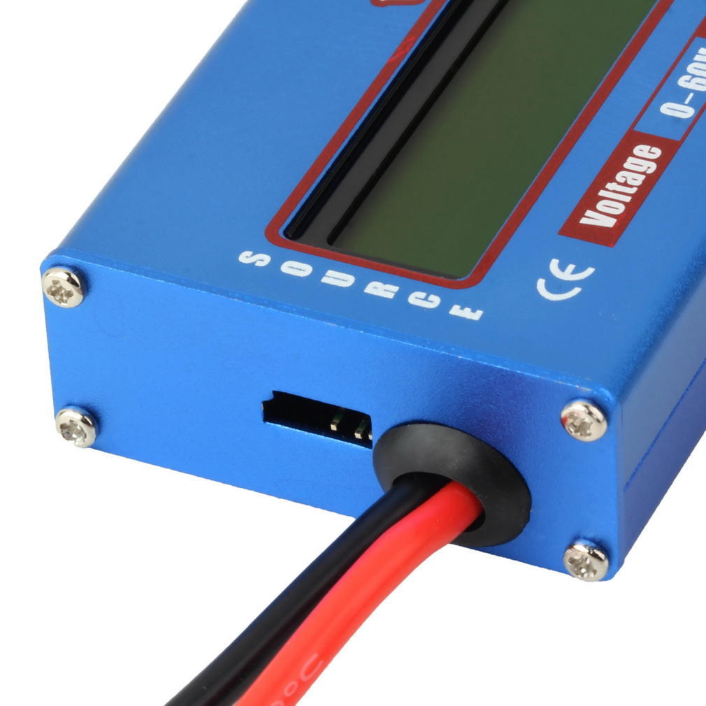 100a 60v Dc Rc Helicopter Airplane Battery Power Analyzer Watt Meter Lcd Balance Voltage 1 Of 5