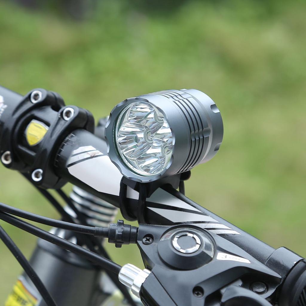 15000Lm 3* XML T6 LED Head Mountain Bike Light Bicycle Lamp Cycle Headlamp