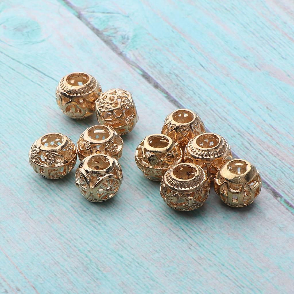 10x Tibetan Silver Charms Light House Beads Pendant DIY 25*8mm