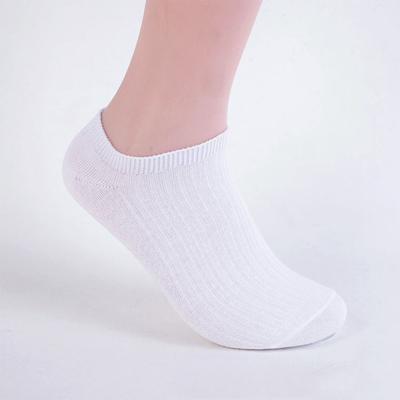 e64c42cf04540 Тонкие мягкие и удобные чистый цвет моды все хлопок носки лодка Носки  мужские аксессуары