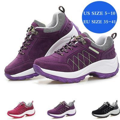 Women Running Sneaker Lightweight Gym Casual Yoga Sneakers C5NJy