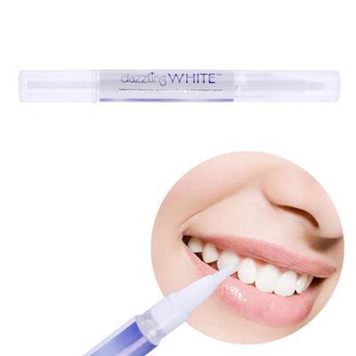 Гель перо отбеливание зубов