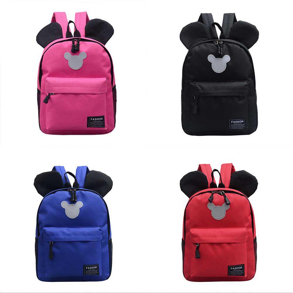 Kids Beetle-Pattern School Bag Child Backpack Hardshell Animal Cartoon Knapsack