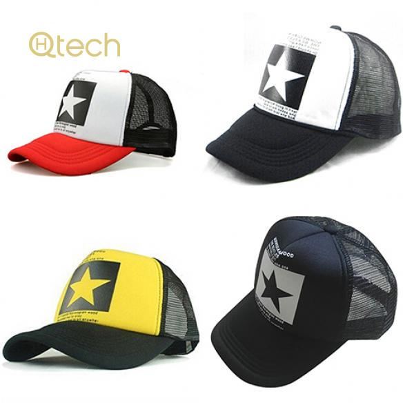 b2a3286f939 Baseball cap men women adjustable star breathable sports mesh dome-buy at a  low prices on Joom e-commerce platform