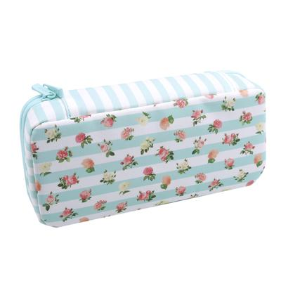 SEQUIN GLITTER PENCIL CASE Pink or Blue Mermaid Style Home School Office ANKER
