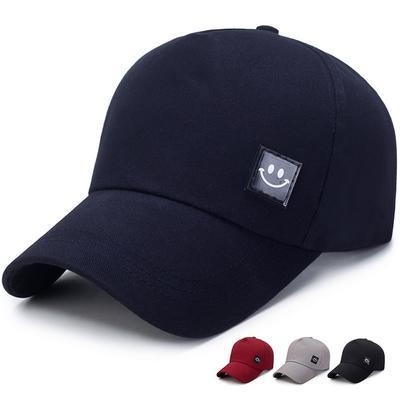 a2685378db1 Unisex Men Women Smile Baseball Cap Snapback Hat Hip-Hop Adjustable Caps