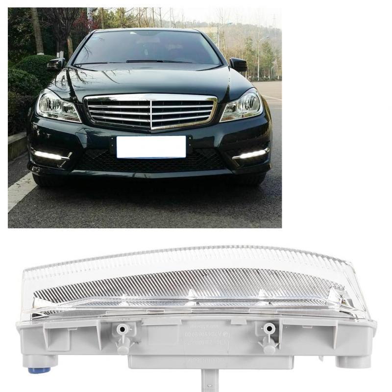 For Mercedes W212 R172 C250 E350 Right Daytime Running Light Original Equipment