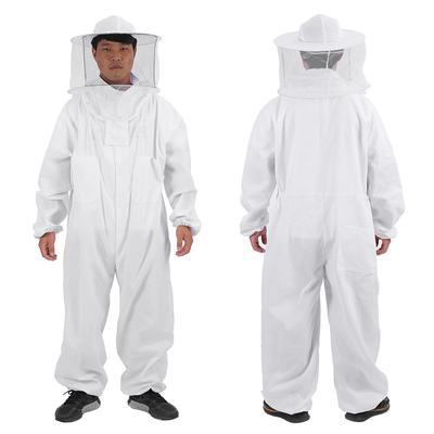 XXL Bee Clothing Beekeeping Suit Beekeeper Suit Jacket Astronaut Veil Full Suit