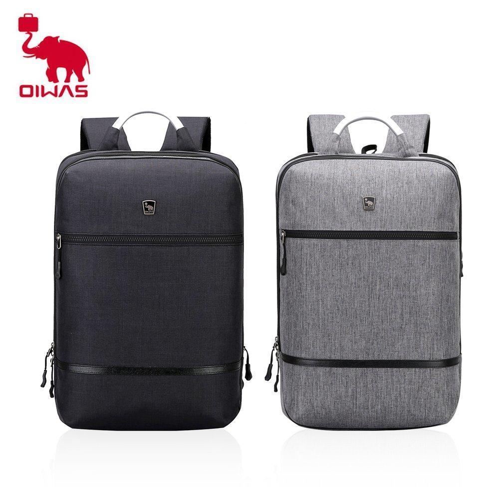 ce2a362b5f89 OIWAS досуг плеча рюкзак сплава ручки стильный ноутбук сумка ...