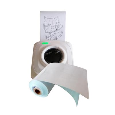 Printing Roll Paper Sticker Compatible With Portable