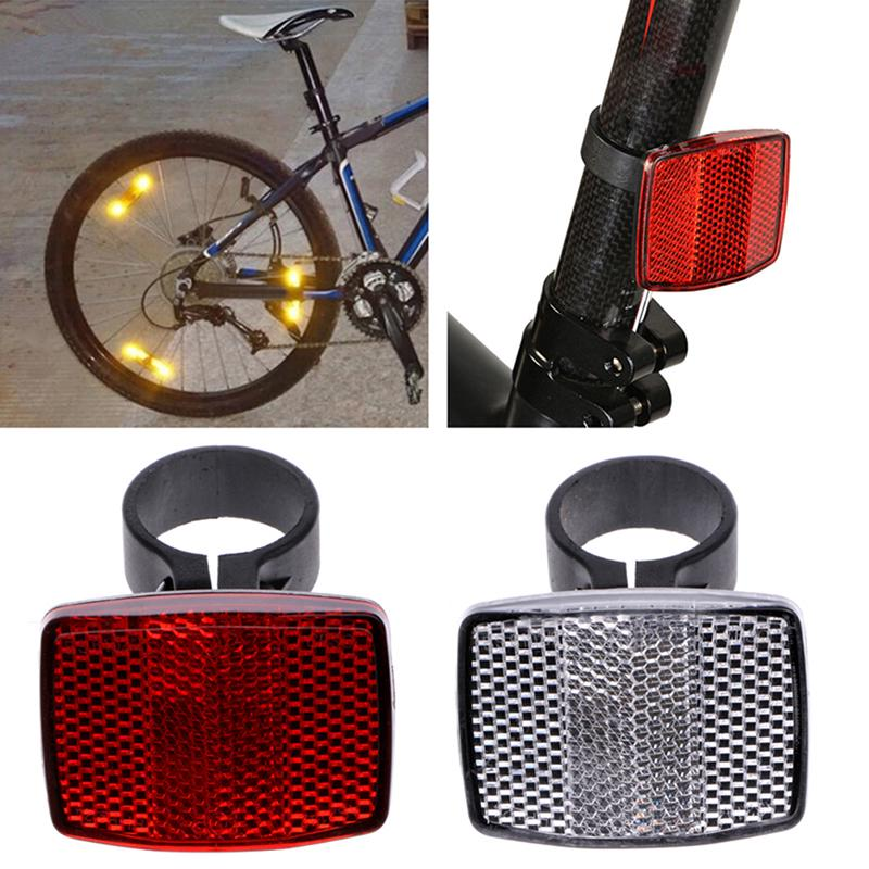 H1 Bike Safety Rear Lamp Reflector Highly Light Cycling Accessories Z4e5 for sale online