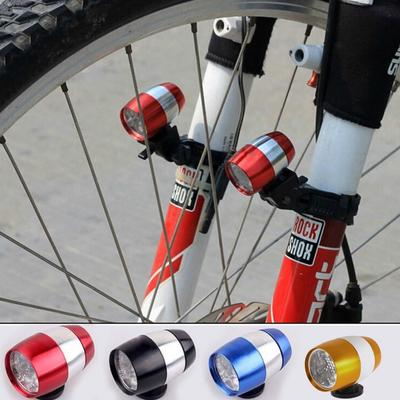 AAA Battery Bike Front Head Lights Cycling Bicycle LED Lamps Flashlight 6 Modes