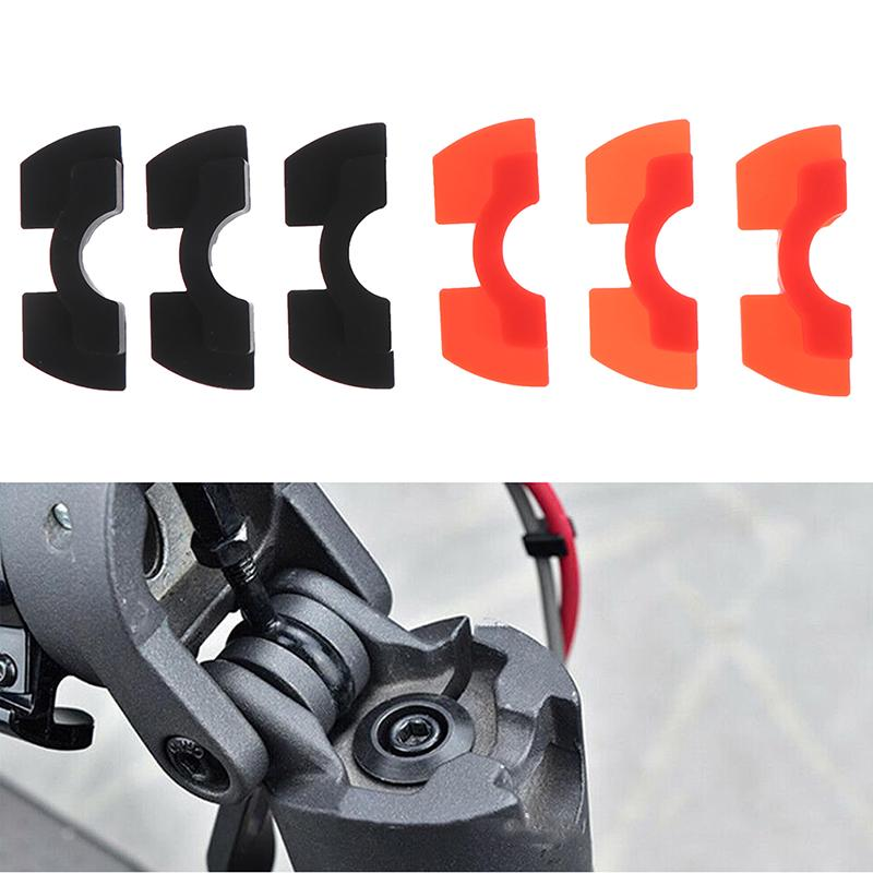 3Pcs 0.6//0.8//1.2mm Rubber Vibration Dampers for Xiaomi M365 Electric Scooter new