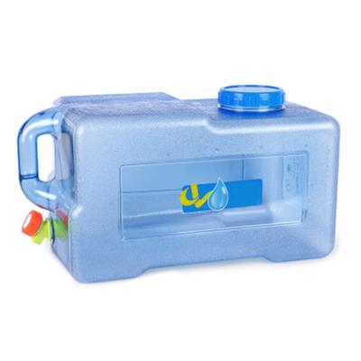 Lightweight 12L Water Carrier Container for Travel Outdoor Camping Picnic