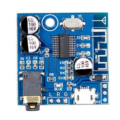 5V Mp3 Bluetooth Decoder Board Lossless Car Speaker Audio Amplifier Board  Modified Bluetooth Circuit