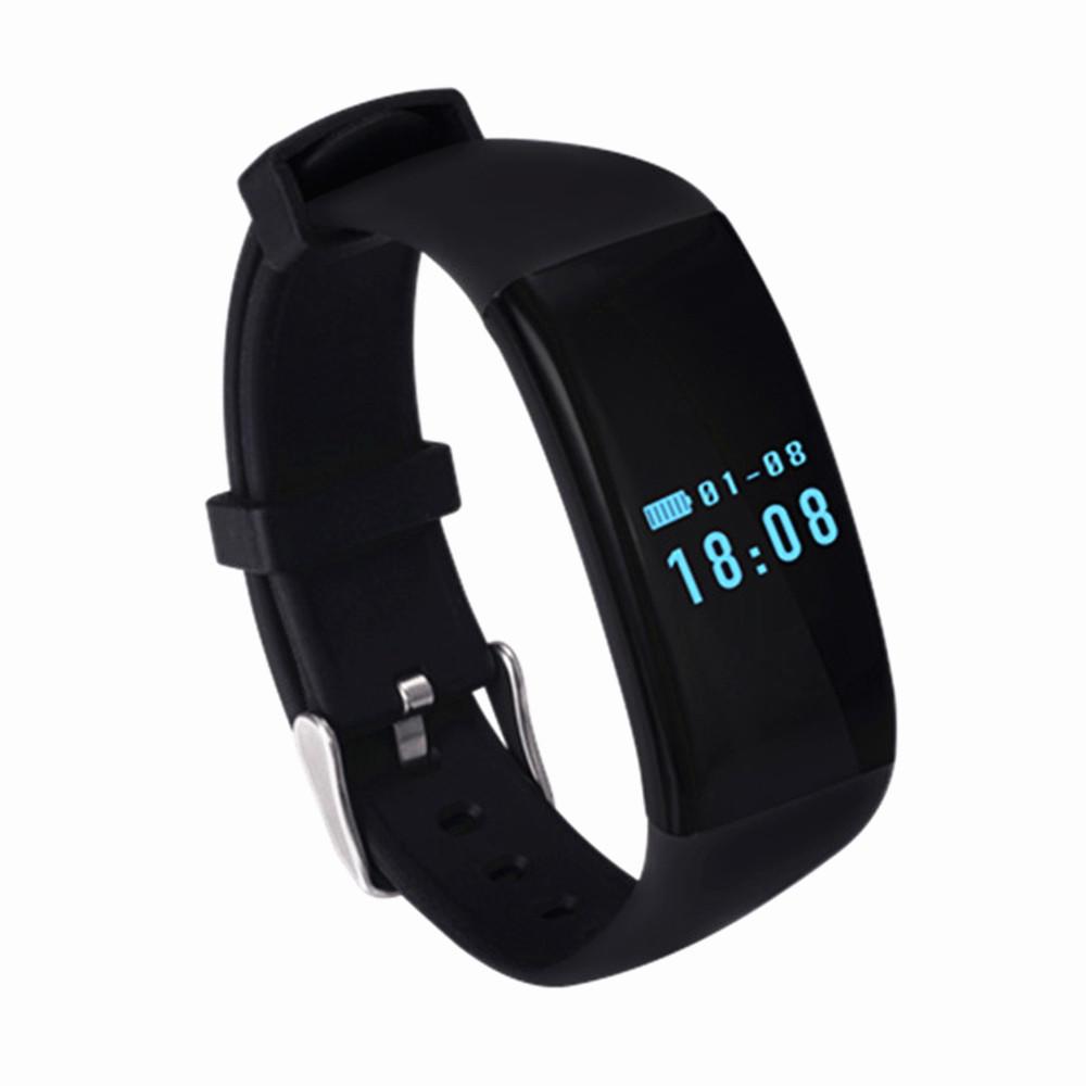 d4974d92062a D21 Pulsera impermeable Smartwatch podómetro Tracker brazalete para ...