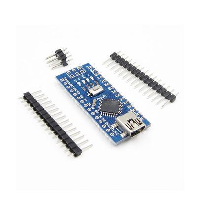 5PCS Top Micro USB Nano V3.0 ATmega328P CH340G 5V 12M Micro-controller board