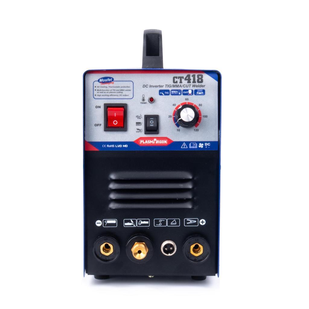 ITS200 2IN1 Interver IGBT DC TIG//MMA Welding Welder Machine /& Consumable 230v