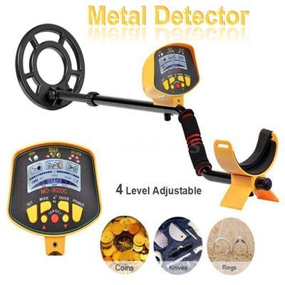 KKmoon Underground Metalldetektor  LCD Golddetektoren Schatzsucher Tracker F2E7