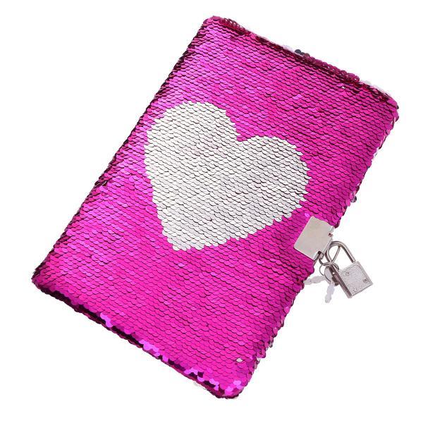 A6 Pink /& Purple Lockable Unicorn Secret Diary Notebook Organizer  Journal Gift