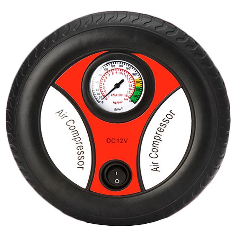 Tire Inflator Car Air Pump Compressor Electric Portable Auto 12V Volt 260 P O5J5